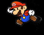 Mario paper mario party