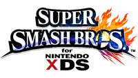 Thumbnail-Super Smash Bros. for Nintendo XDS logo