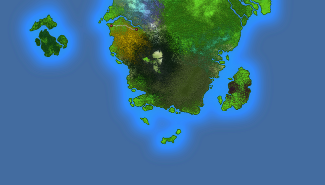 Fable Dawn Map