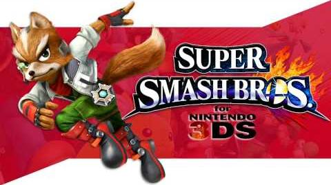 Theme from Area 6 Missile Slipstream (Super Smash Bros