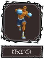 Disco Kid SSBR