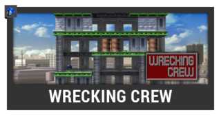ACL -- Super Smash Bros. Switch stage box - Wrecking Crew
