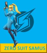 Zero Suit SamusSSBGX