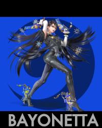 SSBD-Bayonetta