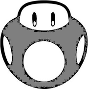 Unpoplar Mario Symbol