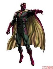 Vision (Marvel Cinematic Universe)