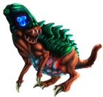 Zeta Metroid Doomtroid