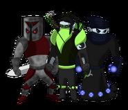 Cursed Trio