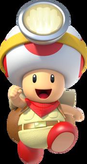 Captain Toad Smash Bros