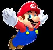 SMG3D Mario