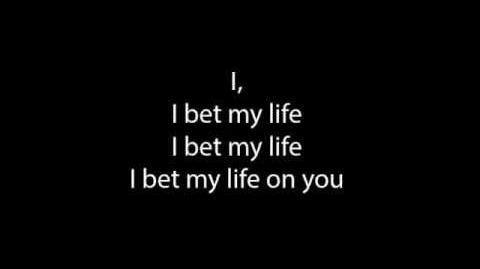 Imagine Dragons - I Bet My Life (Lyrics)-0