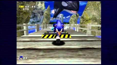 Sonic Adventure Emerald Coast Remix