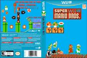Super Mario Bros. Wii U Cover Art