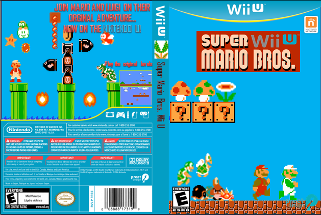 how to swim in super mario bros wii
