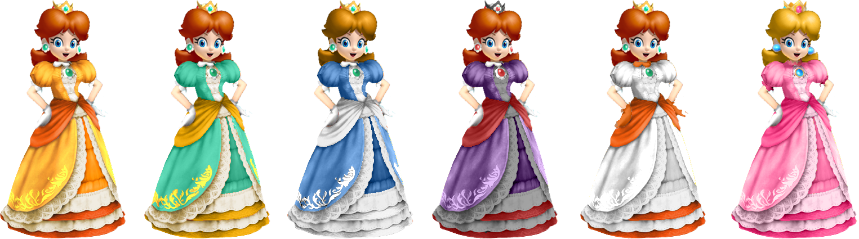 Daisy Ssbr Fantendo Nintendo Fanon Wiki Fandom