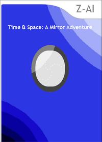 Time & Space A Mirror Adventure (Box Art)