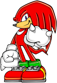 Knuckles the Echidna203