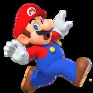 Mario artwork (Mario Party 10) - with hat