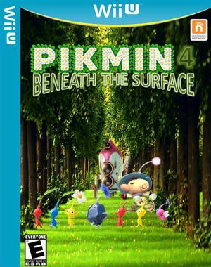 Pikmin 4 BTS