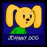 ACL Fantendo Smash Bros X character box - Johnny Dog