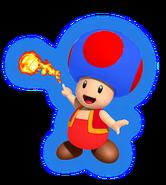 Galaxy 3 Blue Toad