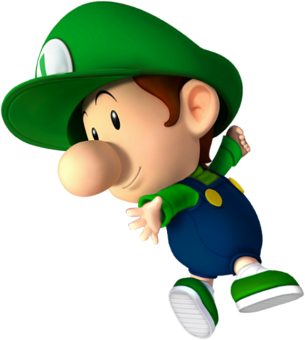 File:431px-Baby Luigi NSMBDIY.png