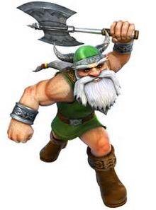 Gilius Thunderhead