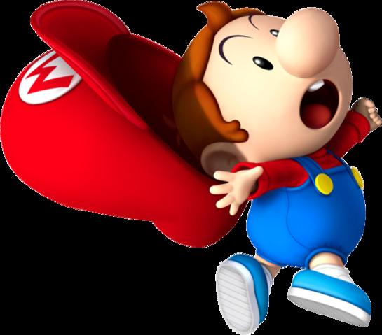 File:Baby Mario NSMBDIY.png
