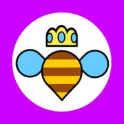 Honey queen kart flag by rafaelmartins-d4qfpeh