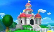 Peach s castle mario and luigi paper jam 2 by banjo2015-d9mb7b4