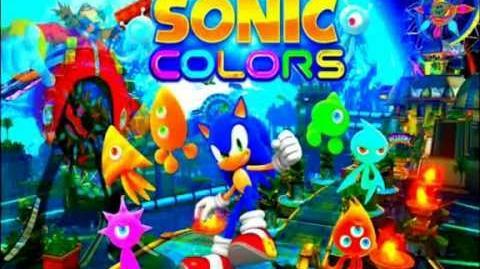 Sonic Colors Boss Theme 1 (Garageband Remake)