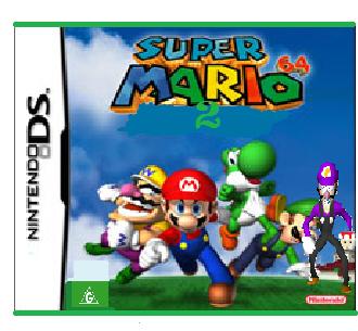 File:Super Mario 64 2 Boxart.png