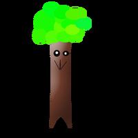 Woody the tree