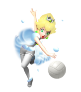 Princess Lumi - Volleyball