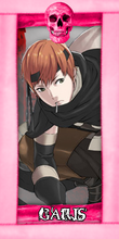 MASSES Character Gaius