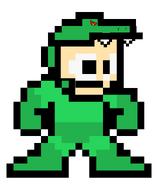 Crocodile Man