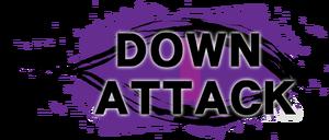 DownAttackVictory