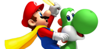 Super Mario World 3D/Gallery