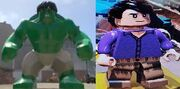 Hulk (Lego Batman 4)