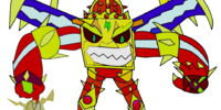 King Cube KiloBot