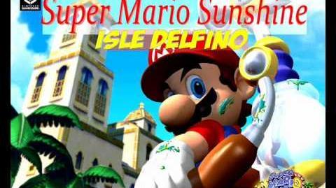 Remix Super Mario Sunshine - Isle Delfino Re-arranged edit.-0
