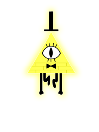 Bill cipher vector animated by ysc99-d8mxe6u