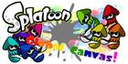 Splatoon Global Canvas Logo