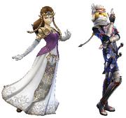 Zelda or Sheik