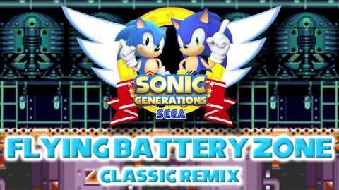 Flying Battery Zone Classic - Sonic Generations Remix