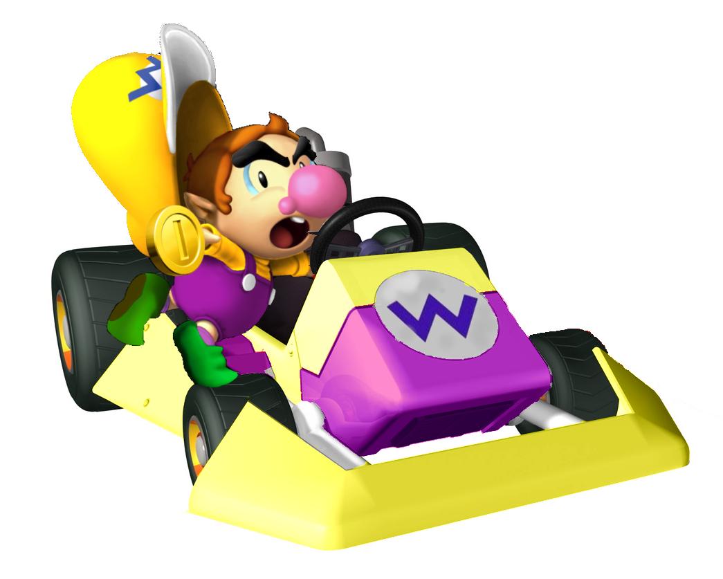 Baby Wario Mkds Fantendo Nintendo Fanon