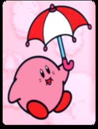 PowerCardKirby Parasol