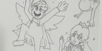 Super Mario anime movies