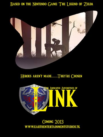 File:The Animated Adventures of Link Poster Official.png
