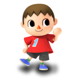 Villager SSB5 Icon